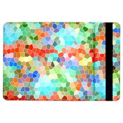 Colorful Mosaic  Ipad Air 2 Flip by designworld65