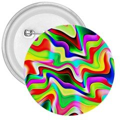 Irritation Colorful Dream 3  Buttons