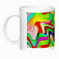 Irritation Colorful Dream Night Luminous Mugs