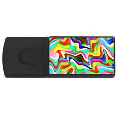 Irritation Colorful Dream USB Flash Drive Rectangular (4 GB)