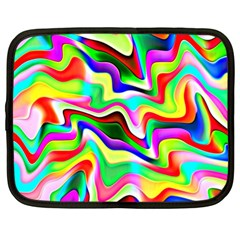 Irritation Colorful Dream Netbook Case (XL)