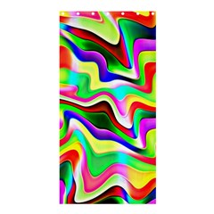Irritation Colorful Dream Shower Curtain 36  x 72  (Stall)
