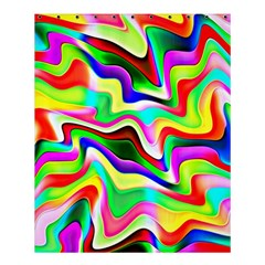 Irritation Colorful Dream Shower Curtain 60  x 72  (Medium)