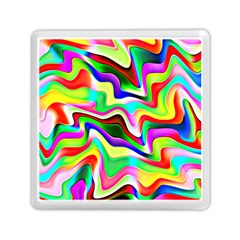 Irritation Colorful Dream Memory Card Reader (Square)