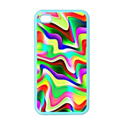 Irritation Colorful Dream Apple iPhone 4 Case (Color)