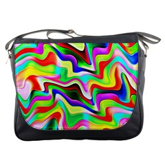 Irritation Colorful Dream Messenger Bags