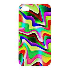 Irritation Colorful Dream Apple iPhone 4/4S Premium Hardshell Case