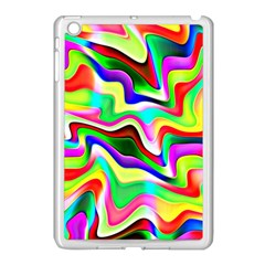 Irritation Colorful Dream Apple iPad Mini Case (White)
