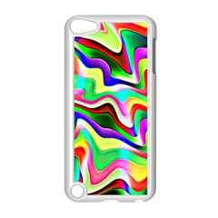 Irritation Colorful Dream Apple Ipod Touch 5 Case (white) by designworld65