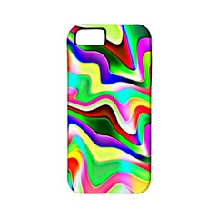 Irritation Colorful Dream Apple iPhone 5 Classic Hardshell Case (PC+Silicone)