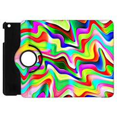 Irritation Colorful Dream Apple iPad Mini Flip 360 Case