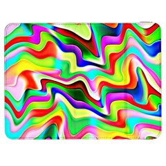 Irritation Colorful Dream Samsung Galaxy Tab 7  P1000 Flip Case