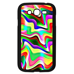 Irritation Colorful Dream Samsung Galaxy Grand Duos I9082 Case (black) by designworld65
