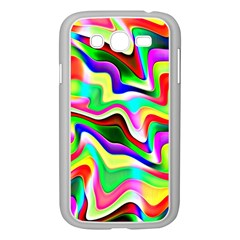 Irritation Colorful Dream Samsung Galaxy Grand DUOS I9082 Case (White)