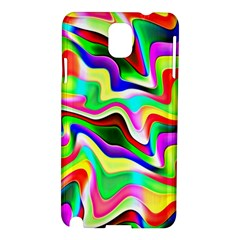 Irritation Colorful Dream Samsung Galaxy Note 3 N9005 Hardshell Case