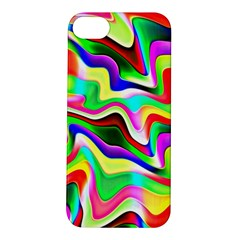 Irritation Colorful Dream Apple iPhone 5S/ SE Hardshell Case