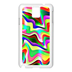 Irritation Colorful Dream Samsung Galaxy Note 3 N9005 Case (White)