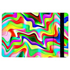 Irritation Colorful Dream Ipad Air 2 Flip by designworld65