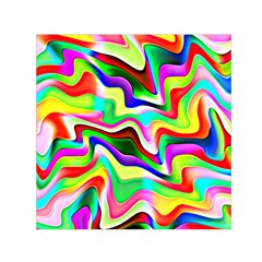 Irritation Colorful Dream Small Satin Scarf (Square)