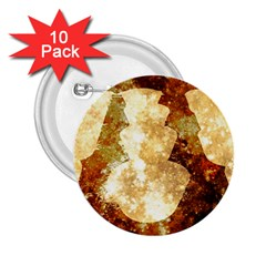 Sparkling Lights 2 25  Buttons (10 Pack)  by yoursparklingshop