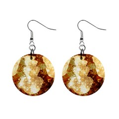 Sparkling Lights Mini Button Earrings