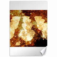 Sparkling Lights Canvas 12  X 18   by yoursparklingshop