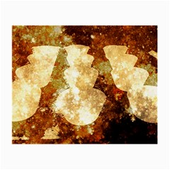 Sparkling Lights Small Glasses Cloth (2-Side)