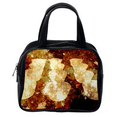 Sparkling Lights Classic Handbags (One Side)