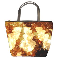 Sparkling Lights Bucket Bags