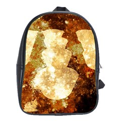 Sparkling Lights School Bags(large)  by yoursparklingshop