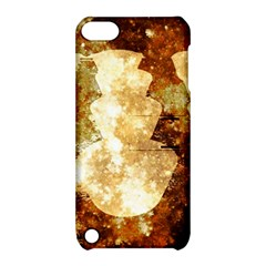 Sparkling Lights Apple iPod Touch 5 Hardshell Case with Stand