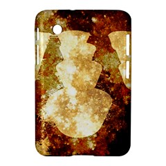 Sparkling Lights Samsung Galaxy Tab 2 (7 ) P3100 Hardshell Case  by yoursparklingshop