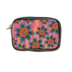 Colorful Floral Dream Coin Purse
