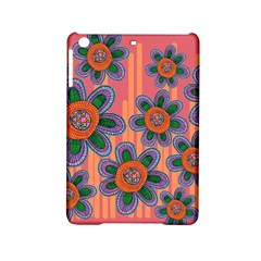 Colorful Floral Dream iPad Mini 2 Hardshell Cases
