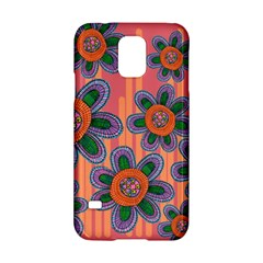 Colorful Floral Dream Samsung Galaxy S5 Hardshell Case