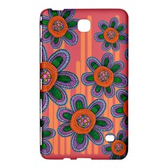 Colorful Floral Dream Samsung Galaxy Tab 4 (7 ) Hardshell Case
