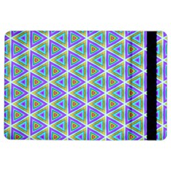 Colorful Retro Geometric Pattern Ipad Air 2 Flip