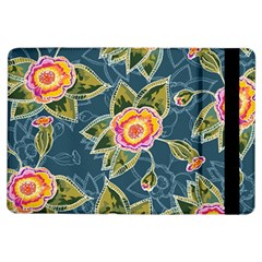 Floral Fantsy Pattern Ipad Air Flip by DanaeStudio