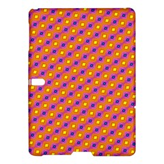 Vibrant Retro Diamond Pattern Samsung Galaxy Tab S (10 5 ) Hardshell Case
