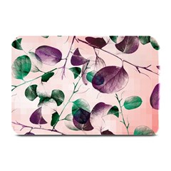 Spiral Eucalyptus Leaves Plate Mats by DanaeStudio