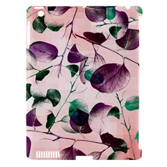 Spiral Eucalyptus Leaves Apple Ipad 3/4 Hardshell Case (compatible With Smart Cover) by DanaeStudio