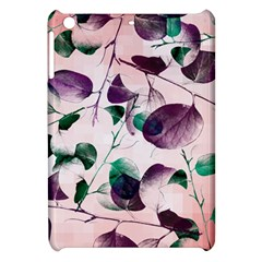 Spiral Eucalyptus Leaves Apple Ipad Mini Hardshell Case by DanaeStudio