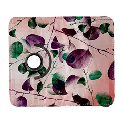 Spiral Eucalyptus Leaves Samsung Galaxy S  Iii Flip 360 Case by DanaeStudio