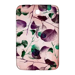 Spiral Eucalyptus Leaves Samsung Galaxy Note 8 0 N5100 Hardshell Case  by DanaeStudio