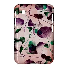 Spiral Eucalyptus Leaves Samsung Galaxy Tab 2 (7 ) P3100 Hardshell Case  by DanaeStudio