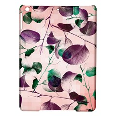 Spiral Eucalyptus Leaves Ipad Air Hardshell Cases by DanaeStudio