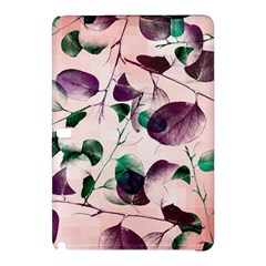Spiral Eucalyptus Leaves Samsung Galaxy Tab Pro 12 2 Hardshell Case by DanaeStudio