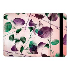 Spiral Eucalyptus Leaves Samsung Galaxy Tab Pro 10 1  Flip Case by DanaeStudio