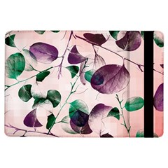 Spiral Eucalyptus Leaves Ipad Air Flip by DanaeStudio