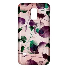 Spiral Eucalyptus Leaves Galaxy S5 Mini by DanaeStudio